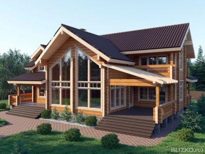 замена дом из клееного бруса цена вологодская область представляют