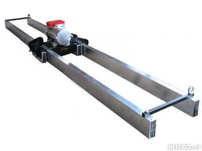 Виброрейка для бетона телескопическая купить нв истра бетон