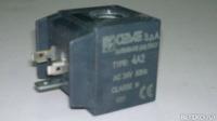 Соленоидная катушка CEME для НО клапана 24 В