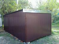 Изготовление металлических гаражей в краснодаре купить модуль гараж