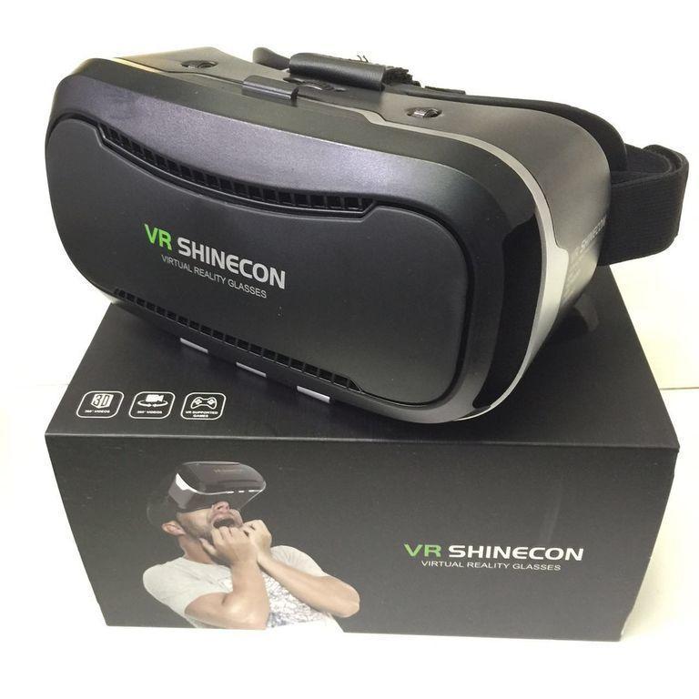 Очки виртуальной реальности VR Shinecon 2.0 в Новокуйбышевске. Цена ... 02ef3eca72350