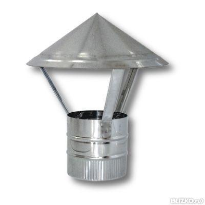 Купить колпак на трубу дымохода в нижнем новгороде топка камина угловая размеры
