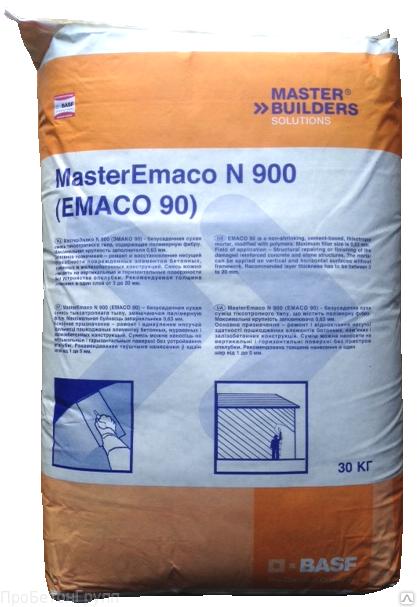 Ремонтная смесь эмако для бетона купить купить бетон с доставкой в уфе цена